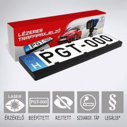 Lézeres trafipaxjelző PGT-LaserAlert-01