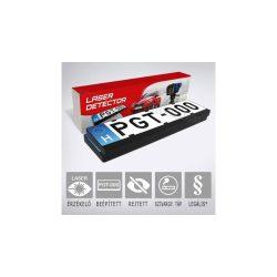 Lézeres trafipaxjelző PGT-LaserAlert-02