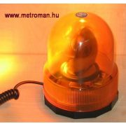 Megkülönböztető jelzés , villogó narancs 12V
