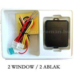 Ablakemelő vezérlő modul 2 ablakos , PW002-2