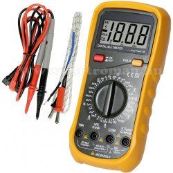 Professzionális digitális multiméter, SMA 64