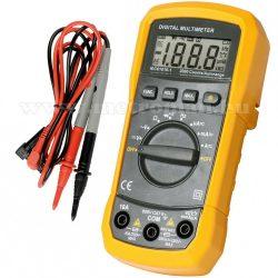 Digitális multiméter, SMA 92