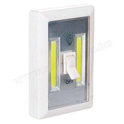 Villanykapcsoló formájú COB LED lámpa