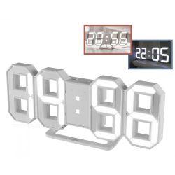 Digitális 3D LED ébresztőóra MTC04