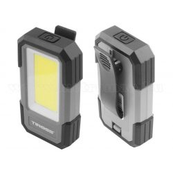 COB LED kézi elemlámpa szerelőlámpa zseblámpa TS1914