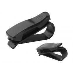Napellenzőre csíptethető szemüvegtartó UCH024