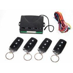Központizár vezérlő távirányító szett,  4 db távirányítóval V09-4