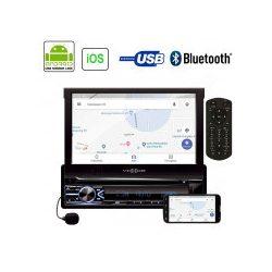 LCD érintőképernyős USB/SD Bluetooth multimédia fejegység VoxBox VB X800i