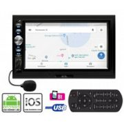 2 DIN Bluetooth USB/SD multimédia autórádió VB-X900