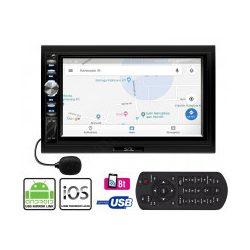 2 DIN Bluetooth USB/SD multimédia autórádió VoxBox VB-X900