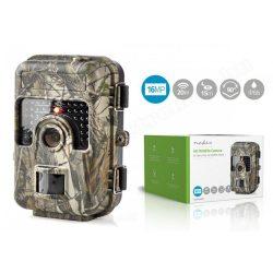 Mobil rejtett kamera vadkamera beépített SD kártyás felvevővel WCAM130GN