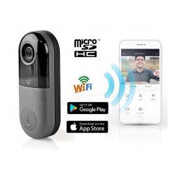 Vezeték nélküli Wifi okos video kaputelefon WIFI-CDP10GY-HD