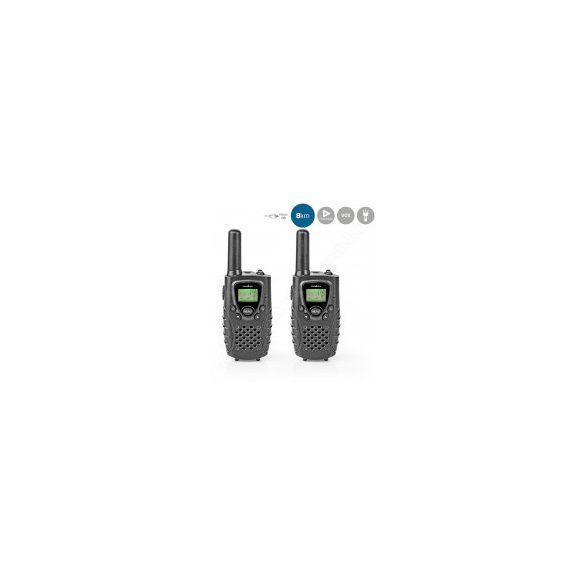 Adó - Vevő Walkie - Talkie 8 km hatótávolsággal WLTK0800BK