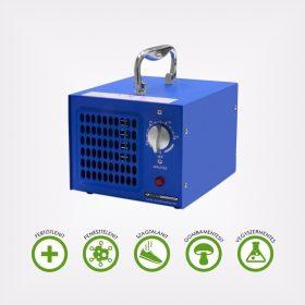 Ózongenerátor, Klíma tisztítás