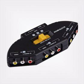 Scart RCA Videó kábel