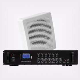 100V hangszórók Épülethangosítás