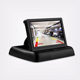 Univerzális tolatókamera és monitor