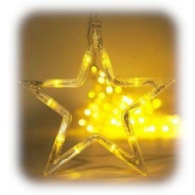 Karácsonyi hangulat fény, dekoráció