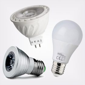LED izzó