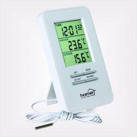 Hőmérő, Időjárás állomás, óra