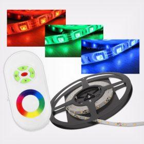 LED szalag és vezérlő