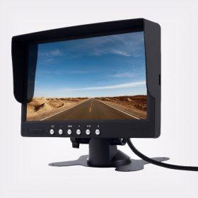 Autós TV DVD LCD monitor