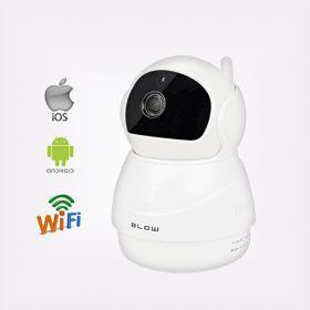 Vezeték nélküli Wifi IP biztonsági megfigyelő kamera