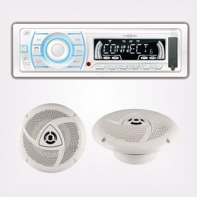 Vízálló hangszóró és rádió
